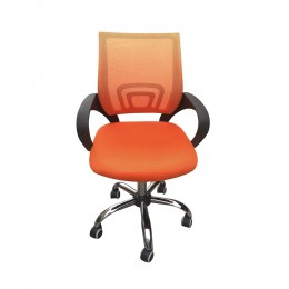 Tate Mesh Back Office Chair Orange