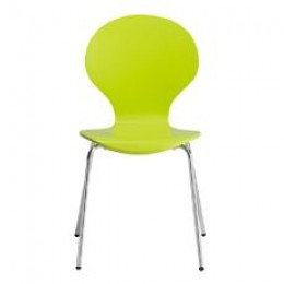 Ibiza Dining Chair Lime (Pack of 4)