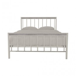 Bellini 4FT6 Double Bed Silver