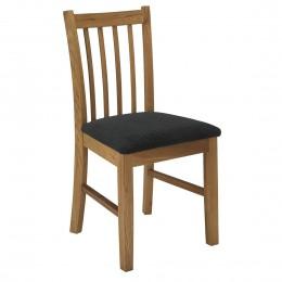 Brooklyn Dining Chair Oak Pack of 2