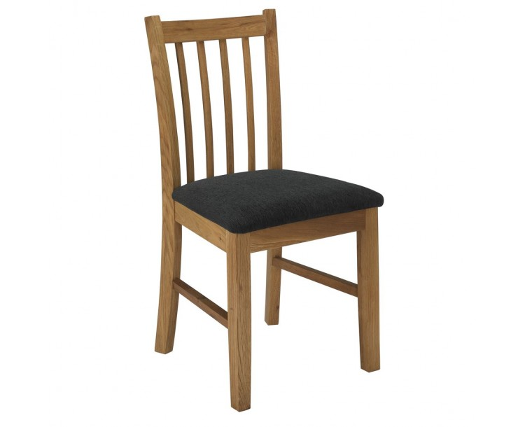 Brooklyn Dining Chair Oak (Pack of 2)