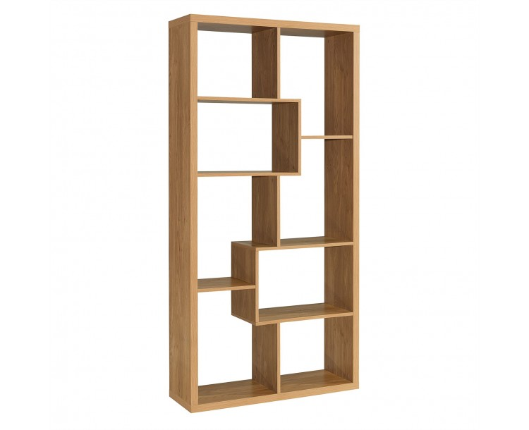 Freestanding MDF Quirky Quebec Shelving Unit
