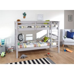 NEW Kids Novaro Bunk Bed Grey