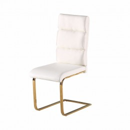 Antibes Dining Chair White Pack of 2