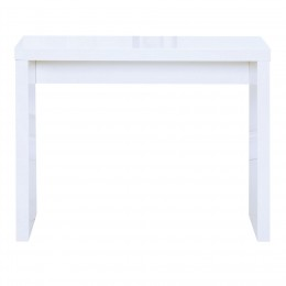 Puro White High Gloss Console Table