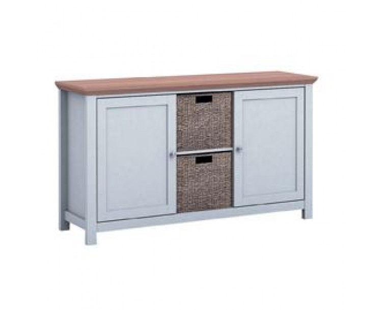 Costwold Grey Compact Sideboard