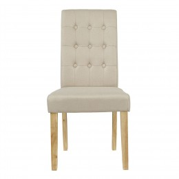 Roma Chair Beige (Pack of 2)