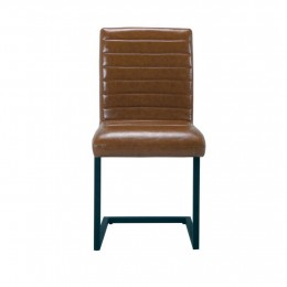 Montana Dining Chair Brown Pack of 2