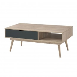 Scandi Compact Grey Coffee Table