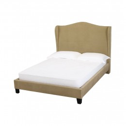 Chateaux 4ft 6 Double Bed Beige