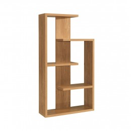 Alberta Oak Finish Display Unit