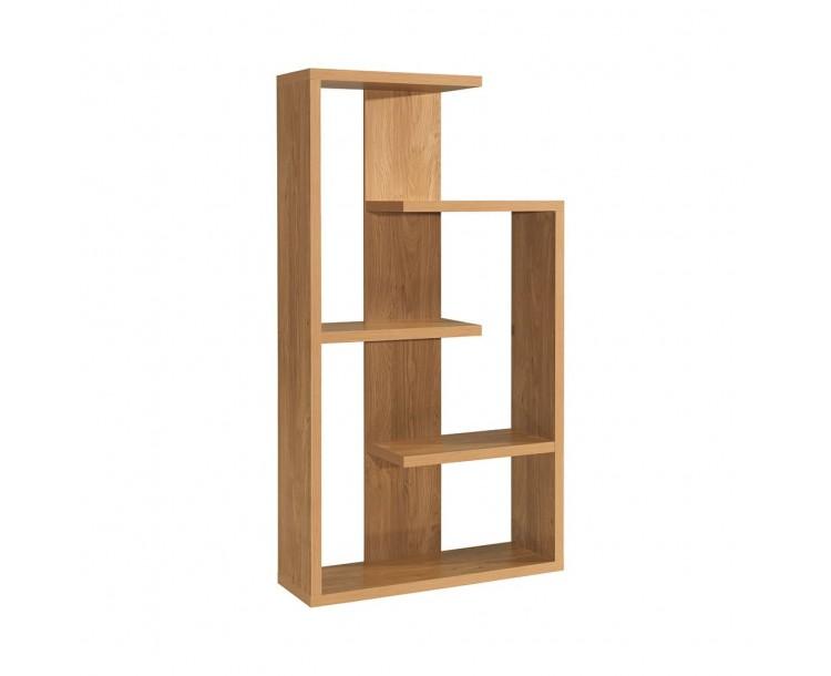 Alberta Oak Finish Display Unit
