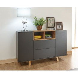 Modena Sideboard Console Grey