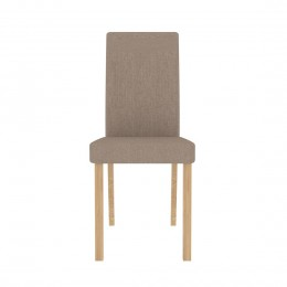 Anna Dining Chair Beige Pack of 2