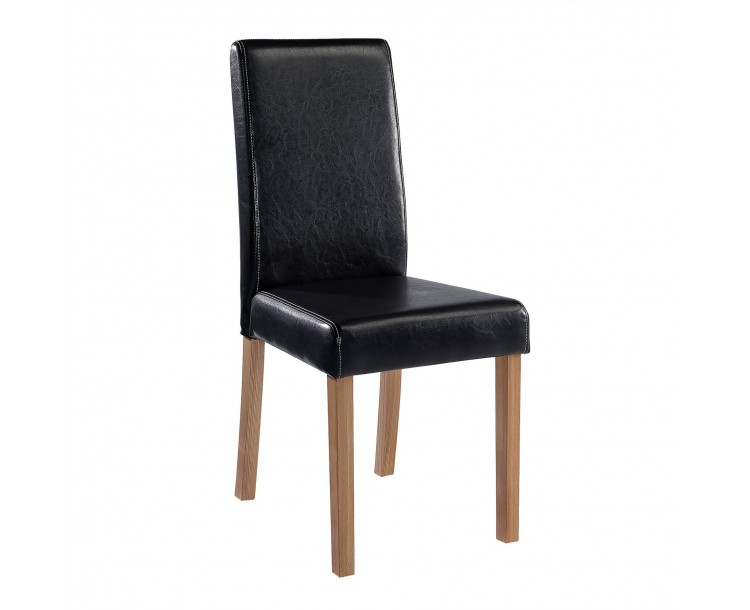 Oakridge Chair Black Pack of 2