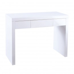 Puro White Contemporary Dressing Table