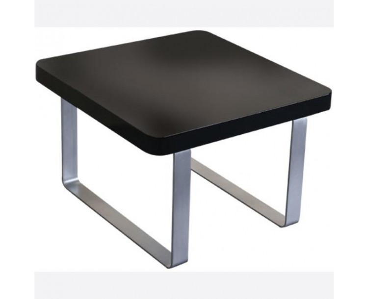 Accent Lamp Table Black