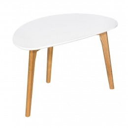 Astro Coffee Table in White