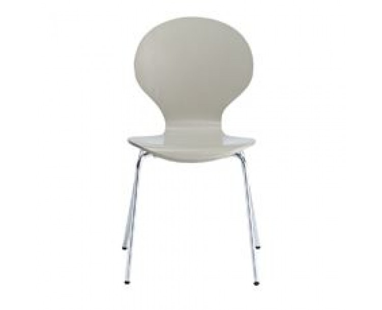 Ibiza Dining Chair Stone Pack of 4