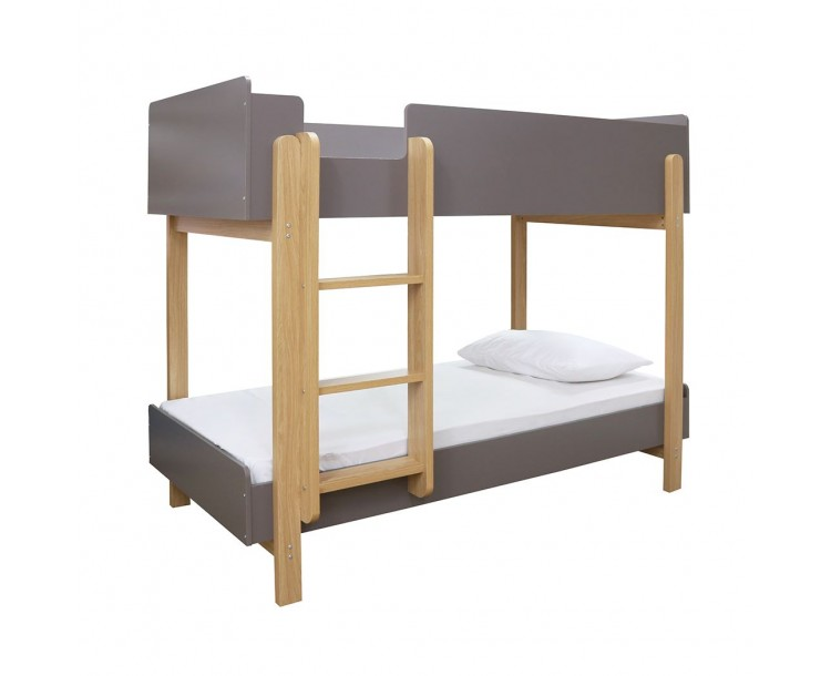 Hero Bunk Bed Grey