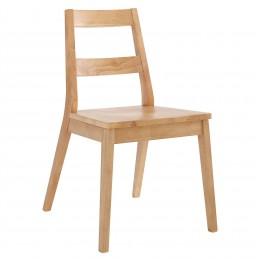 Malmo Chair White Oak (Pack of 2)