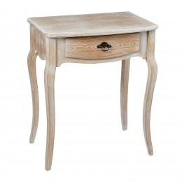 Provence Lamp Table Weathered Oak