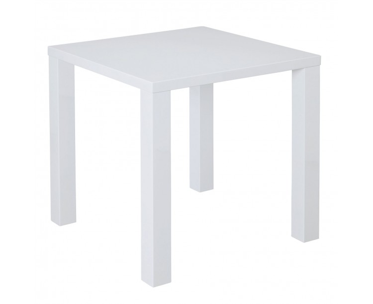 Monroe PUro Small Dining Table White