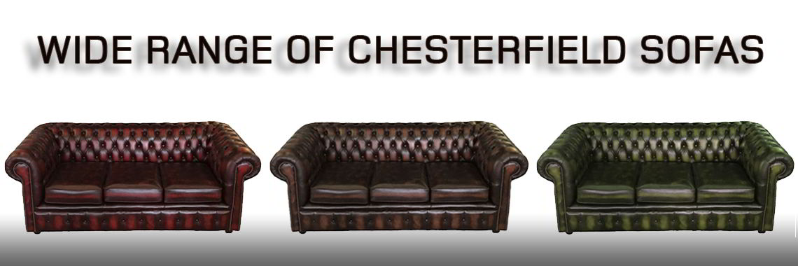 Chesterfield Sofa Range