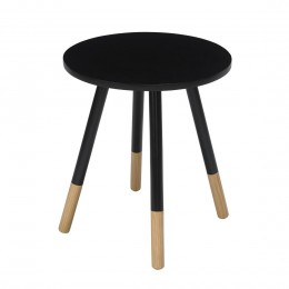 Costa Urban Compact Black Side Table