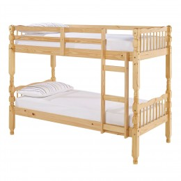Melissa Conteporary Pine Bunk Bed