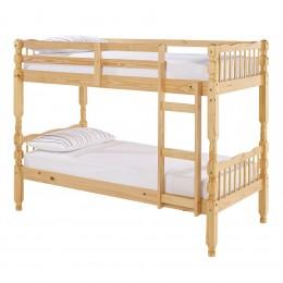 Melissa Bunk Bed Pine