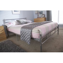 Morgan 3ft Single High Quality Metal Bed