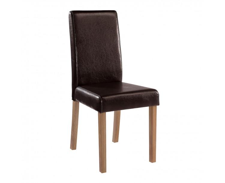 Oakridge Chair Brown Pack of 2
