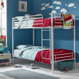 Apollo Space Saving Bunk Bed White