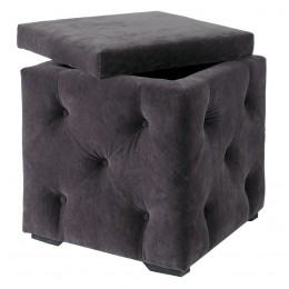 Valentina Storage Box Charcoal