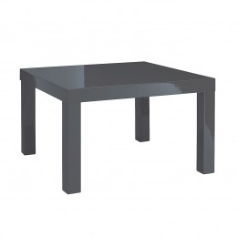 Living Room PUro Charcoal End Table