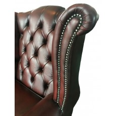A Genuine Leather Chesterfield Sofa for All Requirements
