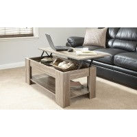 Julie Lift Up Top Coffee Table Walnut Quality Finish