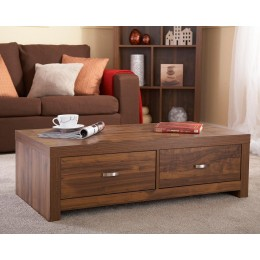 Hampton Acacia Living Room Coffee Table Unique Warm Design