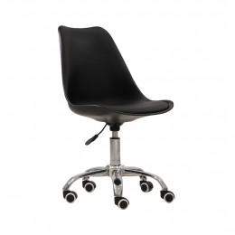 Orsen Swivel Office Chair Black