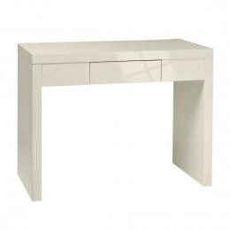 Puro Cream High Gloss Console Table