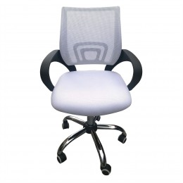 Tate Mesh Back Office Chair White