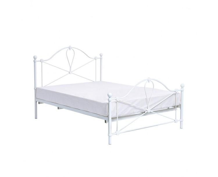 Bronte 5ft Kingsize Bed White