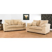 Elizabeth Jumbo Cord Fabric Sofa Collection
