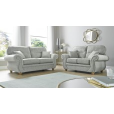 Claremont Vulcan 3+2 Seat Deep Fill Fabric Living Room Sofas