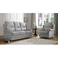 Jessica Brindisi 3+2 Seat Deep Fill Fabric Living Room Sofas