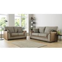 Oakland Nevada 3+2 Seat Deep Fill Fabric Living Room Sofas