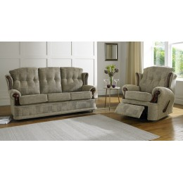 Ritz Tiffany 3+2 Seat Deep Fill Fabric Living Room Sofa Set