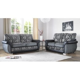 Sofia Zest 3+2 Seat Deep Fill Fabric Living Room Sofas