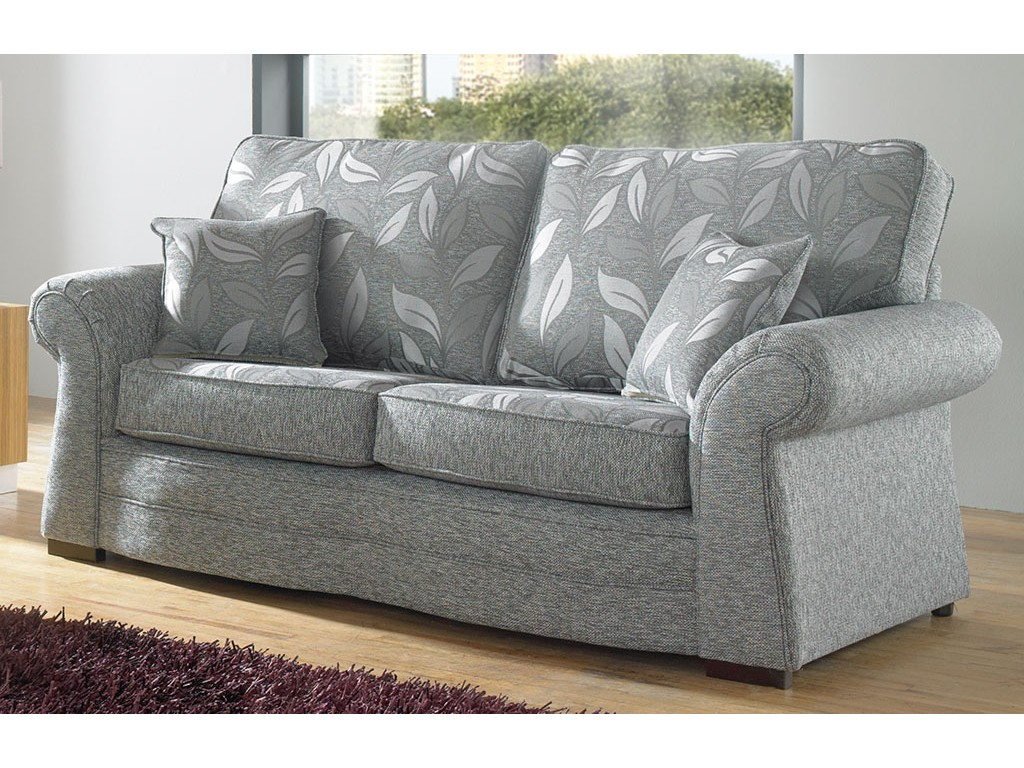 Florence Floral Fabric Sofa Collection